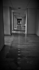 keep going (Mango*Photography) Tags: art hospital corridor spots unusual unconventional giuliabergonzoni