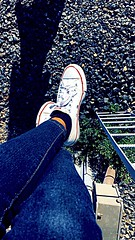 Just sit and think #converse #youngphotographer #pictureholic #meandmycamera (miyaprince) Tags: converse meandmycamera youngphotographer pictureholic