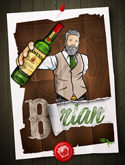 Brian Craig Poster (imjust80) Tags: scranton loyalty nepa 570 scantonpa loyaltybarbershop