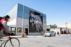 Vans (Always Hand Paint) Tags: nyc brooklyn advertising outdoor vans ooh handpaint colossal bushwick complete henryrollins blackflag streetlevel houseofyes outdooradvertising glenefriedman colossalmedia b182 skyhighmurals alwayshandpaint kristalindahl vanscomplete