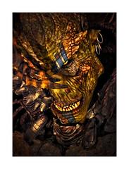 Sarris (ra1000) Tags: portrait monster alien emp sarris galaxyquest