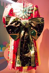 Kyary Pamyu Pamuseum 2 ~Ishou Mori Mori Okashi na Mori~: Kyary Pamyu Pamyu's Costume of Coming of Age Day Ceremony (Dick Thomas Johnson) Tags: music art fashion japan tokyo costume outfit  roppongi  kimono wardrobe roppongihills minato        comingofageday    kpp  kyarypamyupamyu   kyarypamyupamuseum comingofagedayceremony