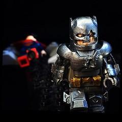Dawn of Justice (1upLego) Tags: dawn justice lego superman v batman dccomics superheroes customs thelegoman