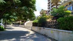 حديقة في شارع بيروت (nesreensahi) Tags: park trees nature landscape syria siria سوريا syrie latakia اللاذقية سورية