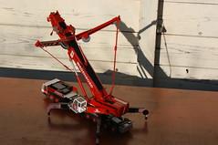 DSC03715 (Wilfred de Groot) Tags: big hobby cranes homemade precious rig heavy beautifull scalemodel heavyduty terex heavylifting wagenborg demag ac700