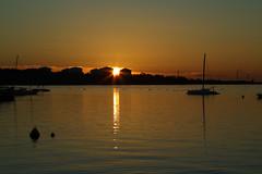 Hastings Sunrise (Thunder1203) Tags: sea sunrise canon harbour au australia victoria coastal hastings morningtonpeninsula westernportbay canoneos5dmarkiii sunrisehastingsmarinathunder1203