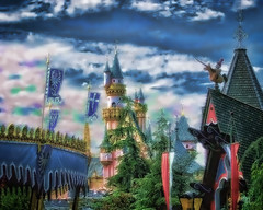 Fantasyland (Disnoid Steve) Tags: sleeping castle beauty arthur king disneyland steve disney mickeymouse chavez fantasyland carrousel wraith stevechavez disnoid wraithdude disnoid69