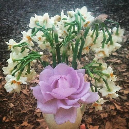 Winterborn bouquet.