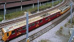 4026, 4001 Fawcett Street sidings (Sunderland) RCTS Tyneside Centenarian tour 4-7-04 (6089Gardener) Tags: sunderland metrocar 4001 4026 fawcettstreetsidings