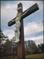 Jesus (Mycophagia) Tags: life death cross jesus holy crucifixion jesuschrist holtcros