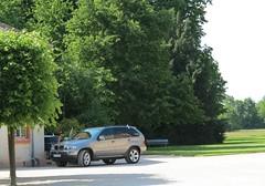 SUV drivers (BZK2011) Tags: canon spring powershot bmw suv bume x5 frhjahr g1x