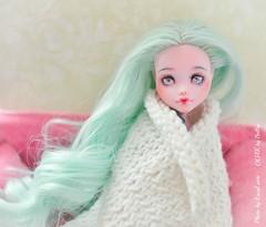Mint_Laura-49 (lucylacri) Tags: monster high doll sweet ooak mint vanilla mh mattel repaint reroot draculaura