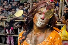 Religion & Faith#2 (Tarak Nath Roy) Tags: portrait religion pilgrimage hindufestival charak