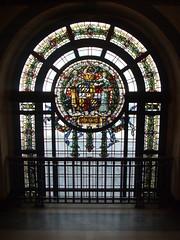 Stained Glass, Birmingham Museum & Art Gallery (Aidan McRae Thomson) Tags: window museum birmingham artgallery stainedglass westmidlands bmag
