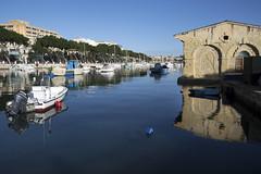 Piet Creek (albireo 2006) Tags: sea reflection reflections bay harbor harbour malta pieta piet pietacreek pietcreek
