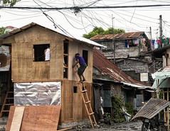 DIY (Beegee49) Tags: house home diy wooden construction philippines made ladder bacolod bata