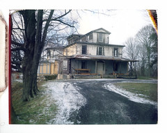 (.tom troutman.) Tags: ny film polaroid fuji historic land instant 250 oliverbronson