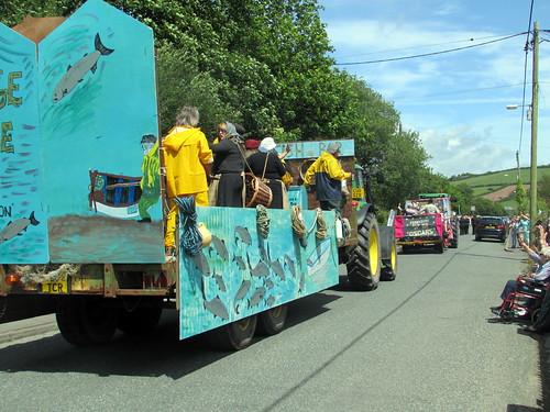 Ferryside Parade