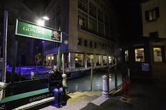 Venise 12/12/2015 (mycenium) Tags: architecture night canon italia 17 gondola 40 usm venise venezia nuit italie ville 6d gondole