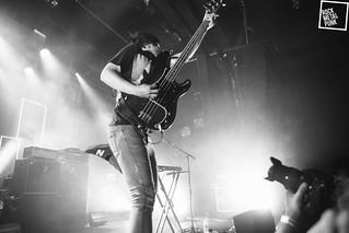 March 15, 2015 // The Wombats at Trix // Shot by Jurriaan Hodzelmans
