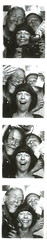 July 23 1994 Alexander Klein from Germany at Edie's Diner MDR, CA (reel3d1) Tags: 3d photobooth marinadelrey 4up edies pinsky nutts nutt burder allangriffin starkman davidstarkman susanpinsky alexanderklein maxstarkman irvpinsky carolpinsky lindapinsky davidpinsky nancynutt sheilakirby davidburder cynthiamorton ediesdiner