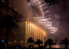 Sydney 2016 Fireworks