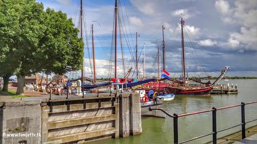 Lock, Island, Enkhuizen, Netherlands - 3052