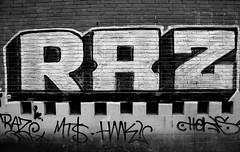 graffiti amsterdam (wojofoto) Tags: holland amsterdam graffiti nederland netherland raz wolfgangjosten wojofoto
