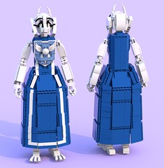 Toriel 11 (pb0012) Tags: game monster video lego character goat indie videogame ldd goatmom indiegame toriel undertale