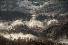 Layers (Mandlenkhosi) Tags: mist misty woodland glen layers trossachs lochlomondandtrossachsnationalpark nikonafsvr70300f4556gifed nikond800