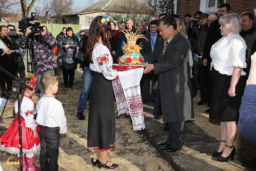 29. Japanese Ambassador's Visit to Svyatogorsk / Визит посла Японии в муз. школу г. Святогорска