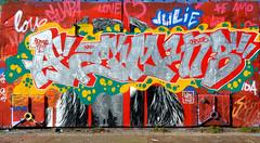 graffiti amsterdam (wojofoto) Tags: amsterdam graffiti ndsm 2016 wolfgangjosten wojofoto
