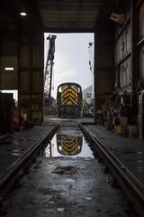 (THE Woodtick) Tags: pennsylvania company american locomotive scranton dl alco rs3 delawarelackawanna exdelawarehudson
