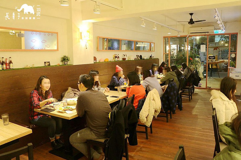 長鼻子泰國餐廳079