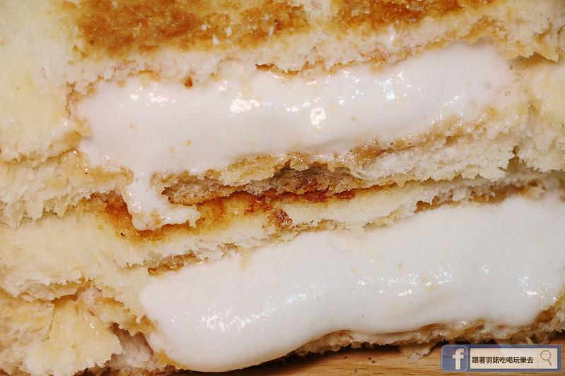 熱樂煎爆漿乳酪三明治125