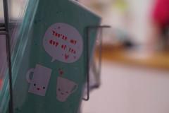 Tea Love (R Lashley) Tags: love cup tea card valentines