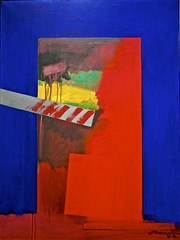 Red Door (1974) - António Charrua (1925 - 2008)