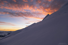 First light at Ulrichsshorn (Bernhard_Thum) Tags: mountains alps nature montagne landscape natur natura berge mountaineering alpen alpinismo landschaft alpi montagna wallis alpinism carlzeiss bergsteigen alpinismus ulrichshorn elitephotography landscapesdreams capturenature bernhardthum sonyrx100ii