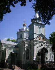 Храм прп. Серафима Саровського (Пуща-Водиця)