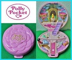 Polly Pocket BALLET THEATRE (Big-Eyed) Tags: show people ballet vintage toys miniature dance ballerina doll dolls theatre box small casket mini collection classical shape nineties playset pollypocket dancong playsets cofanetto
