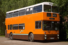 A763NNA Leyland Atlantean/Northern Counties | GM Buses (Wigan) | Rowsley | 21.06.2015 (stevenotts) Tags: leyland greatermanchester gmbuses northerncounties leylandatlantean