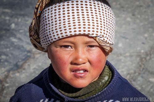 Chłopak z Tadżykistanu