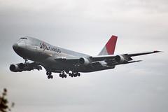 Japan Airlines - JAL Cargo Boeing 747-246F/SCD JA8180 (Kambui) Tags: japan airplane airplanes cargo  jal frankfurtammain freighter aviones avions japanairlines flugzeuge  rheinmain  avies  frachter eddf aeroplani kambui  ja8180