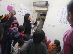 Une bougie pour la Syrie