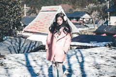 DSC_7876-4 (Ivan KT) Tags: light shadow portrait woman snow art girl photography lotus taiwan exhibition sight conceptual backlighting