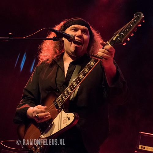 Julian Sas Band @ Gebouw T