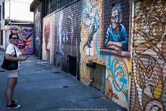 New York Street Art (jomak14) Tags: people streetart newyork mural panasonic queens astoria g2 wellingcourtmuralproject lumixgvario1442f3556
