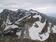 Widok na Monte Perdido