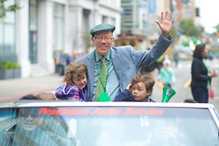 2016 San Francisco St. Patrick's Day Parade (--Mark--) Tags: sanfrancisco parade stpatricksdayparade alantam stevenlee canonef85mmf18usm normanyee forerinolivia uissforg precisionautoservice 165thannual