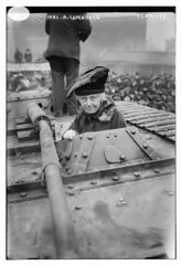 Mrs. A. Ladenburg (LOC) (The Library of Congress) Tags: newyork liberty tank wwi worldwari worldwarone british libraryofcongress ww1 greatwar 1918 britannia recruiting markiv thegreatwar thefirstworldwar xmlns:dc=httppurlorgdcelements11 markivtank armoredwarfare armouredwarfare dc:identifier=httphdllocgovlocpnpggbain26268